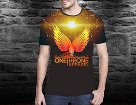 #29 for T-shirt design -  reign from heaven by deane34