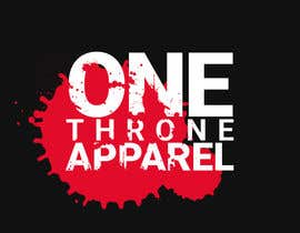 #8 for Design a Logo (ONE Throne Apparel #2) by sawhikes