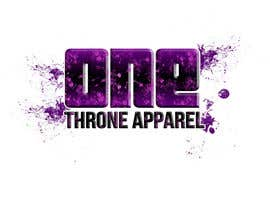 #16 for Design a Logo (ONE Throne Apparel #2) by DarkDesings