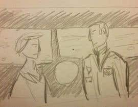 #5 for STORYBOARDS FOR TV SHOW - 4 SCENES - urgent by julianfh