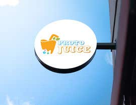 #130 for Design a Logo and them for juice bar by atolsarkar51