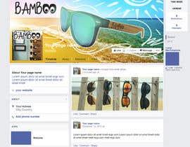 #22 for Design a Facebook landing page by Valadar