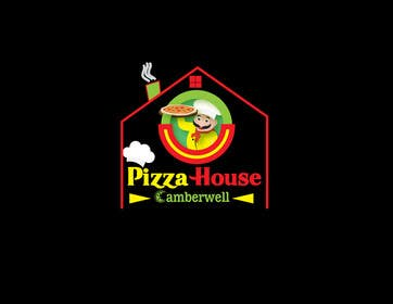 #40 for Logo:  Pizza House Camberwell by mudassiralibk