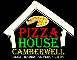 #38 for Logo:  Pizza House Camberwell by rebcruz