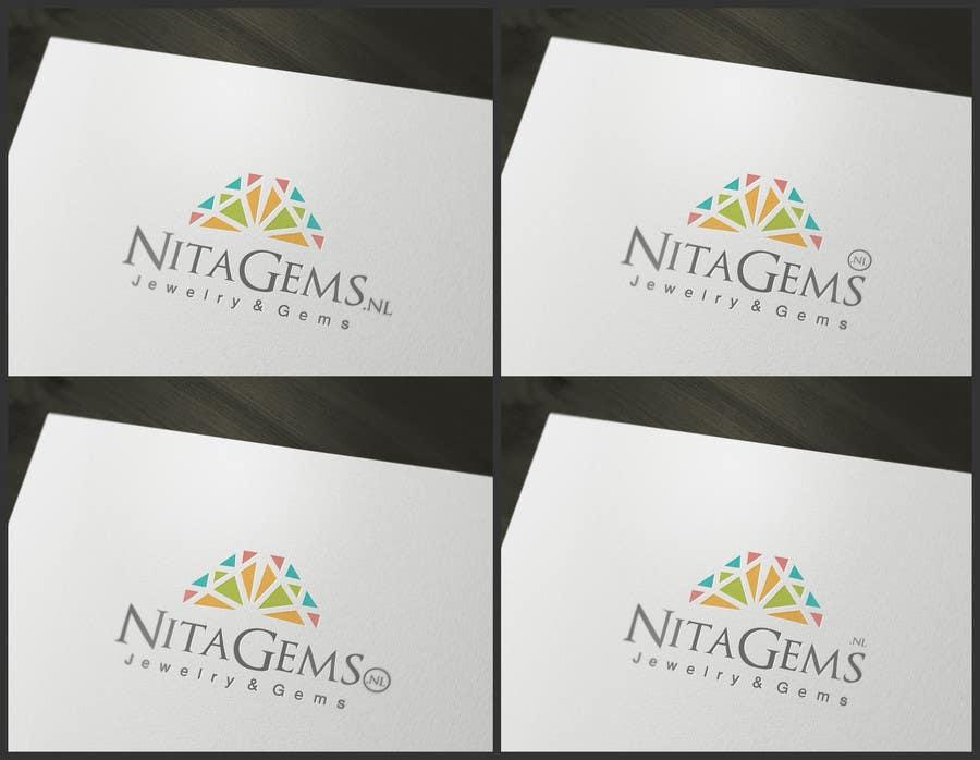 Penyertaan Peraduan #                                        640                                      untuk                                         Logo Design for Nita Gems