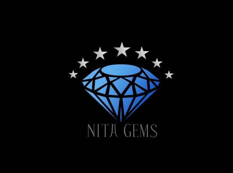 Penyertaan Peraduan #661 untuk Logo Design for Nita Gems