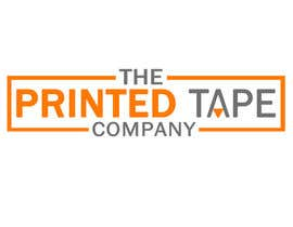 #88 for Design a Logo for The Printed Tape Company by aishaelsayed95