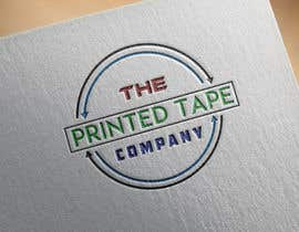 #93 for Design a Logo for The Printed Tape Company by mamunNrl3