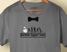 #3 for Bachelorparty T-shirt by djgeraldizo