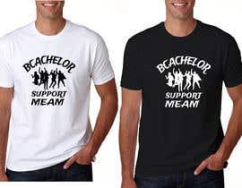#24 for Bachelorparty T-shirt by spashik2