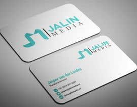 #2 for Ontwerp enkele Visitekaartjes voor Jalin Media by smartghart