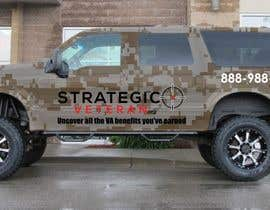 #226 for Vehicle wrap design - military by dtprethom