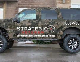#229 for Vehicle wrap design - military by dtprethom