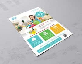 #68 for Create a flyer for a cleaning service by kawsall