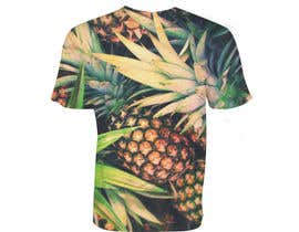 #6 for Pineapple shirt design (vector format) by ZayanaZaharudin