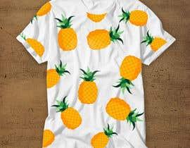 #5 for Pineapple shirt design (vector format) by erwantonggalek