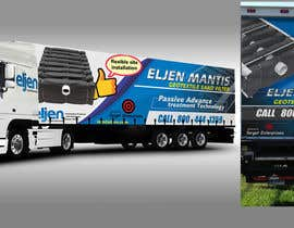 #17 for Eljen Mantis, Vinyl Truck Wrap by hodward