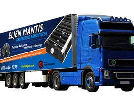 #31 for Eljen Mantis, Vinyl Truck Wrap by hodward