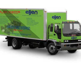 #37 for Eljen Mantis, Vinyl Truck Wrap by omar019373