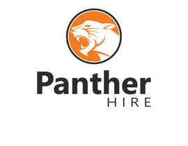 #22 for Panther Hire Logo by OliveraPopov1