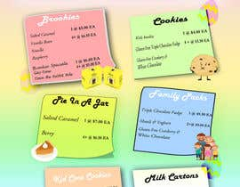 #50 for design a menu poster by norliz0221