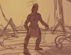 #2 for Concept Art : Native Americans by nugrahanugraha
