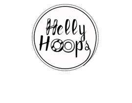 #95 for Helly Hoops Logo - Hula Hoop Dancer by inuella365