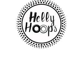#112 for Helly Hoops Logo - Hula Hoop Dancer by inuella365