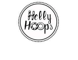 #119 for Helly Hoops Logo - Hula Hoop Dancer by inuella365