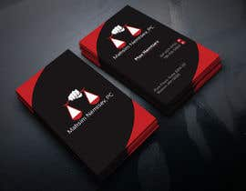 #80 for Design some Legal Business Cards by monir7554