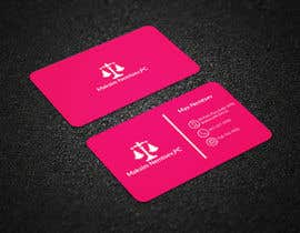 #192 for Design some Legal Business Cards by mdhelaluddin11