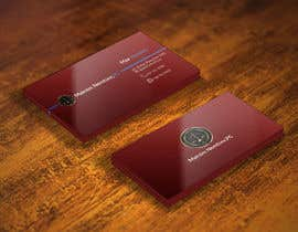 #220 for Design some Legal Business Cards by mdhelaluddin11