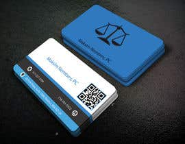 #252 for Design some Legal Business Cards by hafijfreelancer