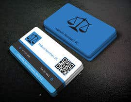 #254 for Design some Legal Business Cards by hafijfreelancer