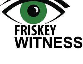 #14 for Design a logo - Frisky Witness by salikfzd