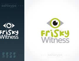 #45 for Design a logo - Frisky Witness by ashleyps