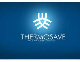 nº 282 pour Logo Design for THERMOSAVE par rogeliobello