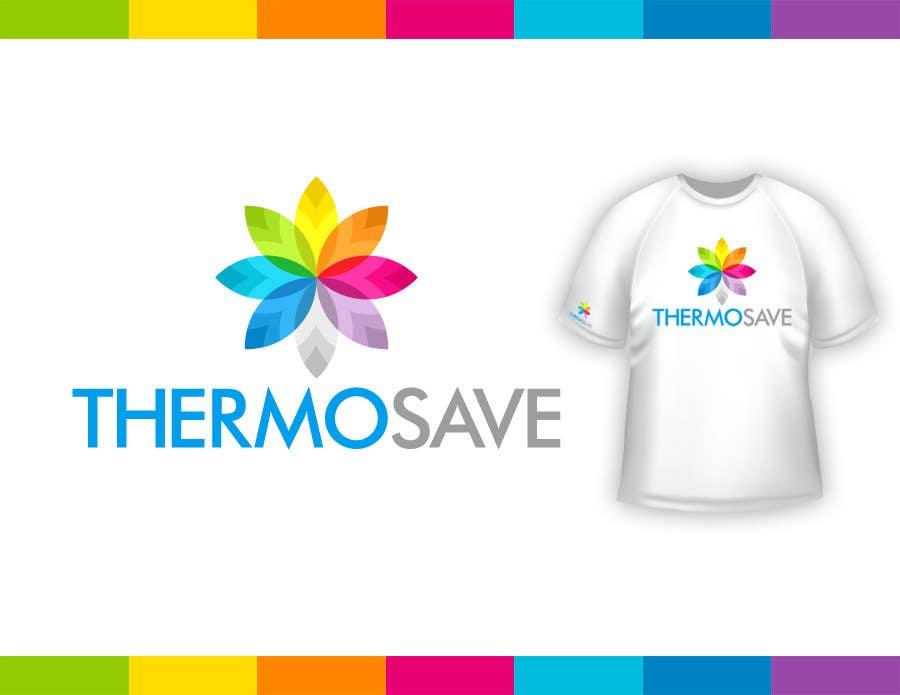 Kilpailutyö #439 kilpailussa Logo Design for THERMOSAVE
