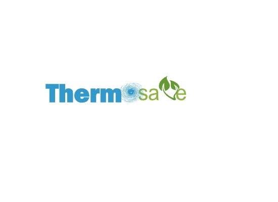 Kilpailutyö #456 kilpailussa Logo Design for THERMOSAVE