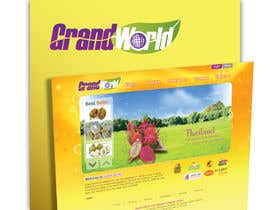 #69 for Logo Design for Thai Fruits Exporter by martnavia