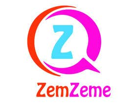 #8 for Design a mobile app Logo: ZemZeme by mdahmed2549