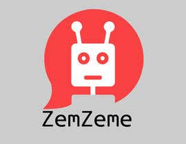 #28 for Design a mobile app Logo: ZemZeme by osmansahed