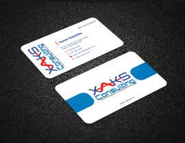 #50 for Design editable Business Cards and a Letterhead for a project management service in the occupation of Safety, Health and Environment (S.H.E) management. by ibrahim4160
