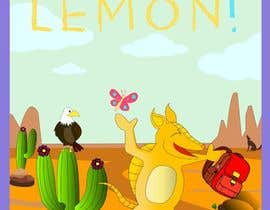 #58 for Illustrate Children's Book: Lemon Armadillo by javiermc66