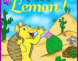#32 for Illustrate Children's Book: Lemon Armadillo by mfe58b88f7def064