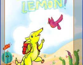 #64 for Illustrate Children's Book: Lemon Armadillo by designoarte