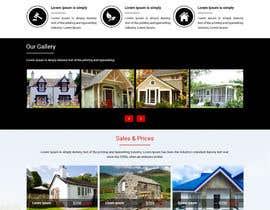 #6 for Design a Website Mockup for a Cottage by ravinderss2014
