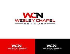 #102 for Design a Logo for Wesley Chapel Network by anayahdesigner