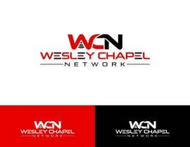#103 for Design a Logo for Wesley Chapel Network by anayahdesigner