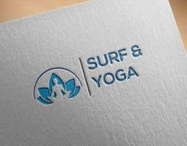 #32 for Logo design-  Costa Rica Surf and Yoga website by pintu012
